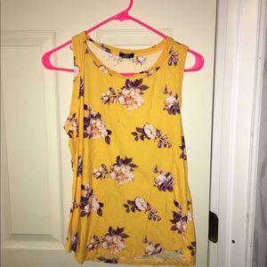 Top flower shirt